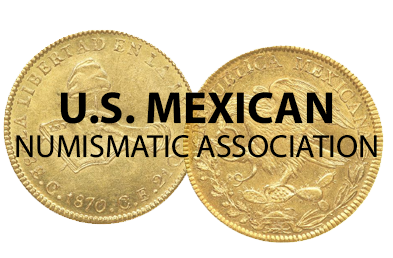 U.S. Mexican Numismatic Association Logo